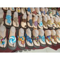 Kenya Colourful Sandal Range (USD)